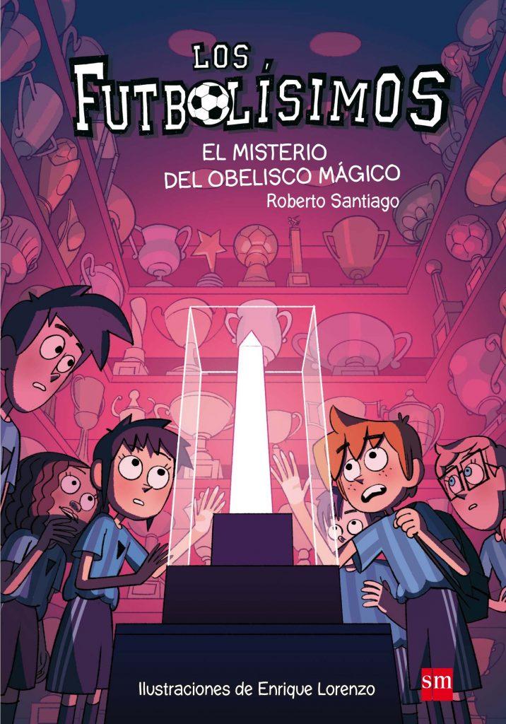 Los Futbolisimos 12 - El Misterio del Obelisco Mágico